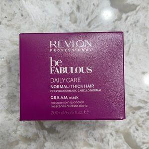 Revlon Professional be fabulous CREAM Hair Mask